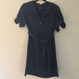 Absolutely Adorable Navy Banana Republic Dress
